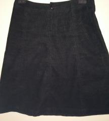 Samtana suknja 40 X-nation