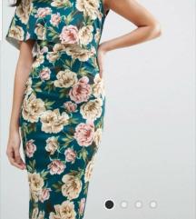 Nova midi haljina Asos SNIZENO 179 KN!