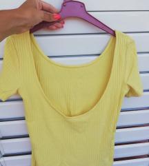 Ljetna majica otvorenih leđa