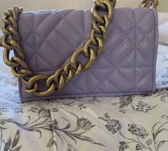 Zara prosivena torbica