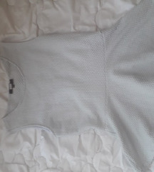 Peplum majica bez rukava