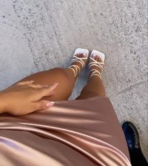 ZARA sandale s remencicima
