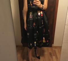 Unikatna, dizajnerska i  nova haljina s etiketom.