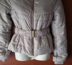 RASPRODAJA!! 30 kn!!! H&M nude jakna s remenom 34