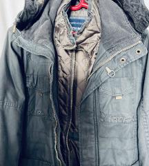 Muška jakna-parka