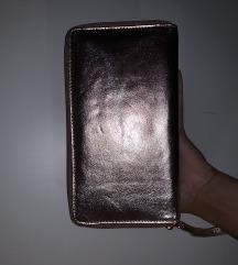 Rose gold novčanik