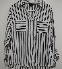 Amisu prugasta košulja