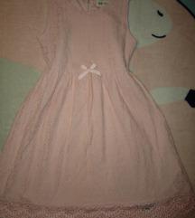 h&m haljinica cipka 134-140 40kn