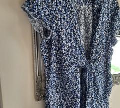 Boho plava haljina%