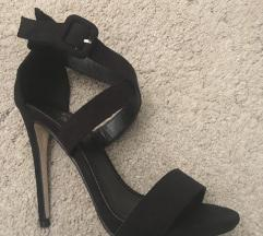 Sandale štikle s visokom petom