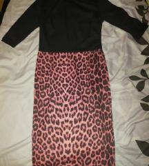 Asos Club L Leopard haljina
