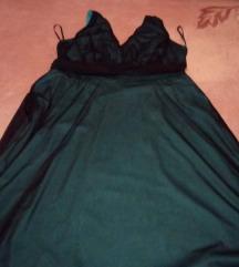 Svečana zelena haljina 50 veličina