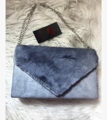 Nova plisana torbica