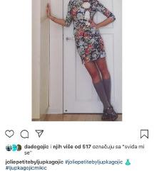 Jolie Petite haljina Glamurka