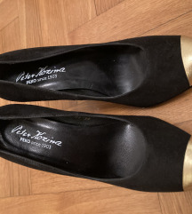 PEKO kožne cipele na petu