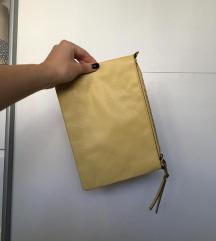 Žuta pismo H&M torbica
