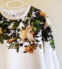 Zara majica - papagaj