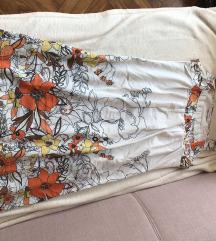 Orsay lanena haljina *NOVO* ptt u cijeni