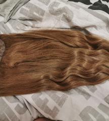 Ekstenzije prava kosa PRODAJA
