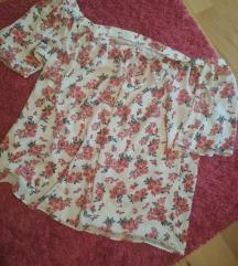 Cvjetna bluza %