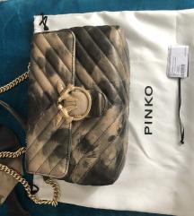 Pinko kožna torba