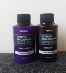 KUNDAL sampon i tretman za kosu (novo)