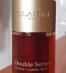 *DO 29.01. 399 KN* Clarins double serum
