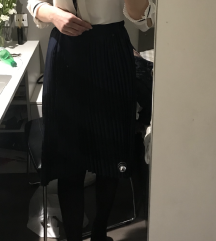 Zara plisirana suknja - pt gratis