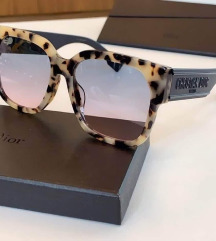 Christian Dior leopard nove sunčane naočale