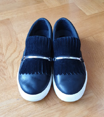 Kožne cipele LAUREN RALPH LAUREN