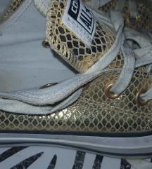 Converse 36 zlatne