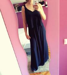Zara basic M duga haljina, nova