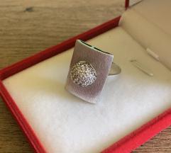 925 srebro vintage prsten