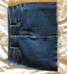 allsaints traper mini suknja