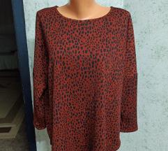 Majica leopard uzorka