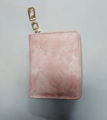 Novčanik Pink