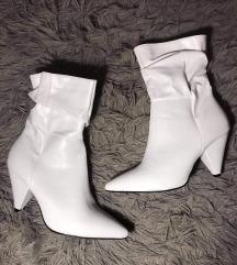 Bijele cizme