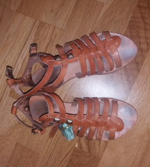 elina linardaki sandale rimljanke handmade