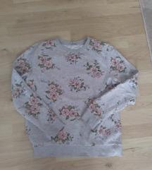 Majica s uzorkom cvijeća, C&A, M vel.