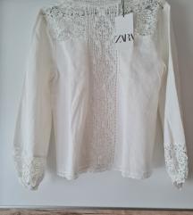 Predivna lanena Zara košulja 🥰