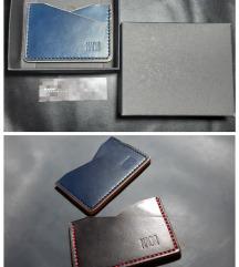 Kožni minimalistički novčanik