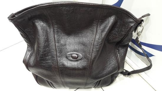 A Bata Nova torba od prave kože
