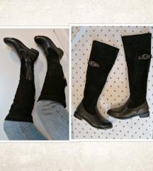 Crne čizme - CCC, vel. 36