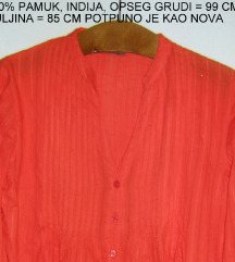 bluza tunika veličina cca L