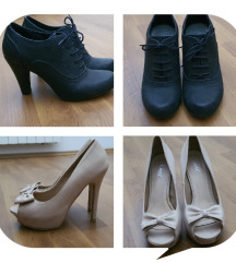 Cipele viskola peta