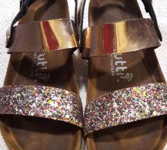 Futti kožne sandale