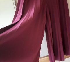 Suknja-hlače plisirane 38-40