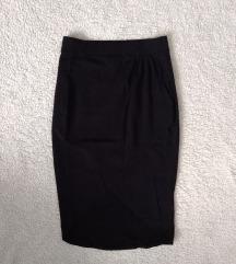 Uska suknja s prorezom