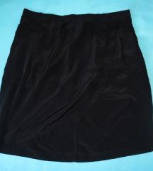 Nova crna H&M suknja - %