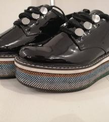 Zara cipele s platformom,40 br.